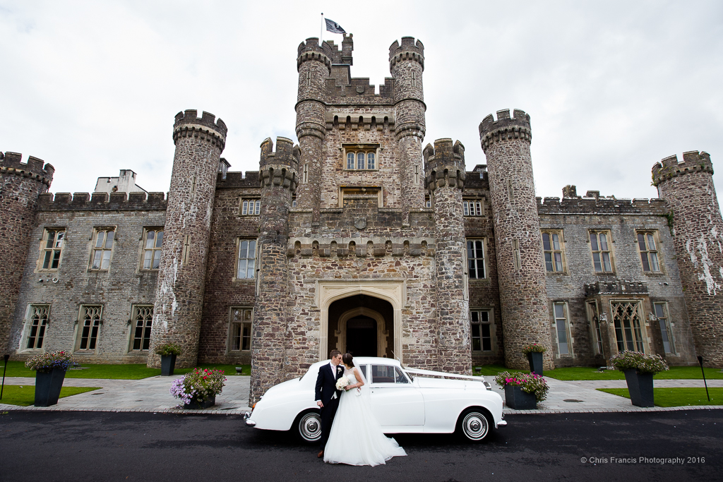 Hensol Castle wedding Photograpy