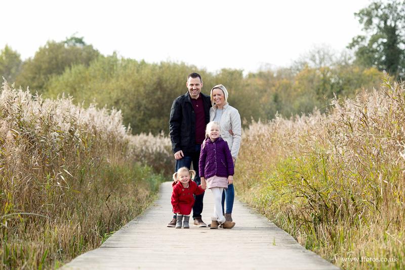 Cosmeston family photoshoot